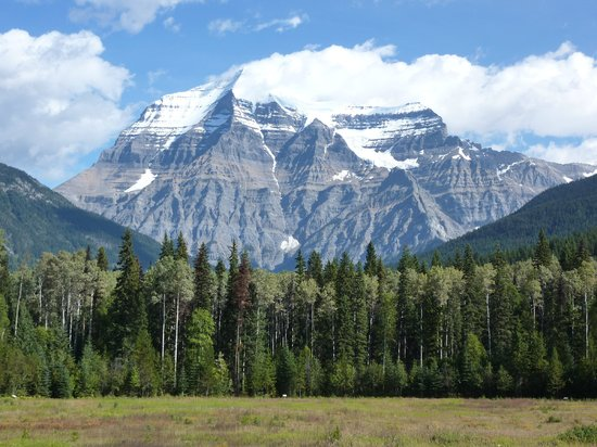 Mount Robson Provincial Park