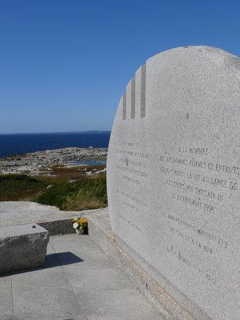 Swissair Flight 111 Memorial