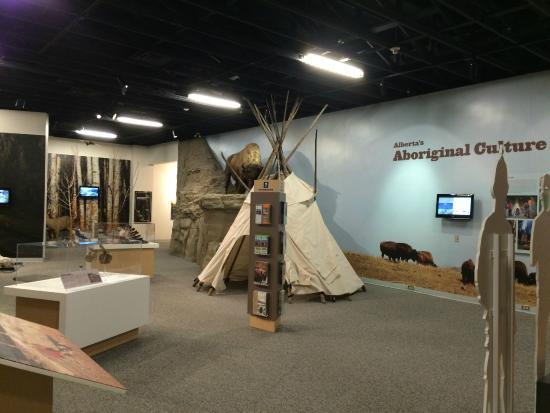 Travel Alberta Milk River Visitor Information Centre