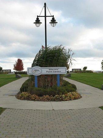 Veterans' Point Gardens